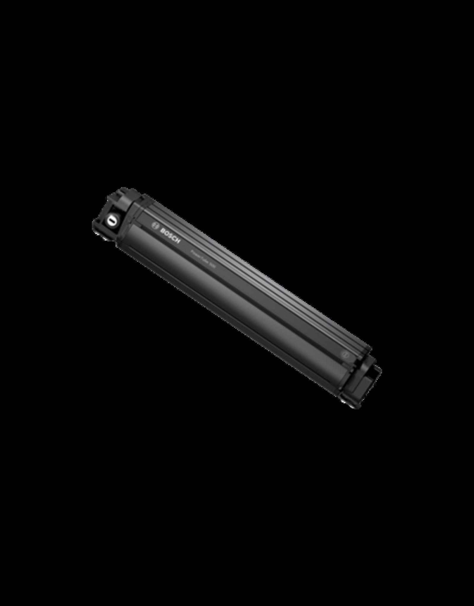 Bosch Powertube 500 Wh Vertic. battery (frame integrated)