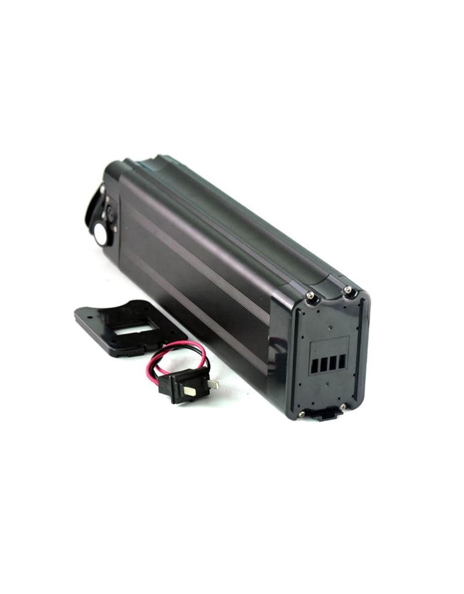 Batterie Silverfish 36V 12Ah 432Wh noire pour vélo électrique
