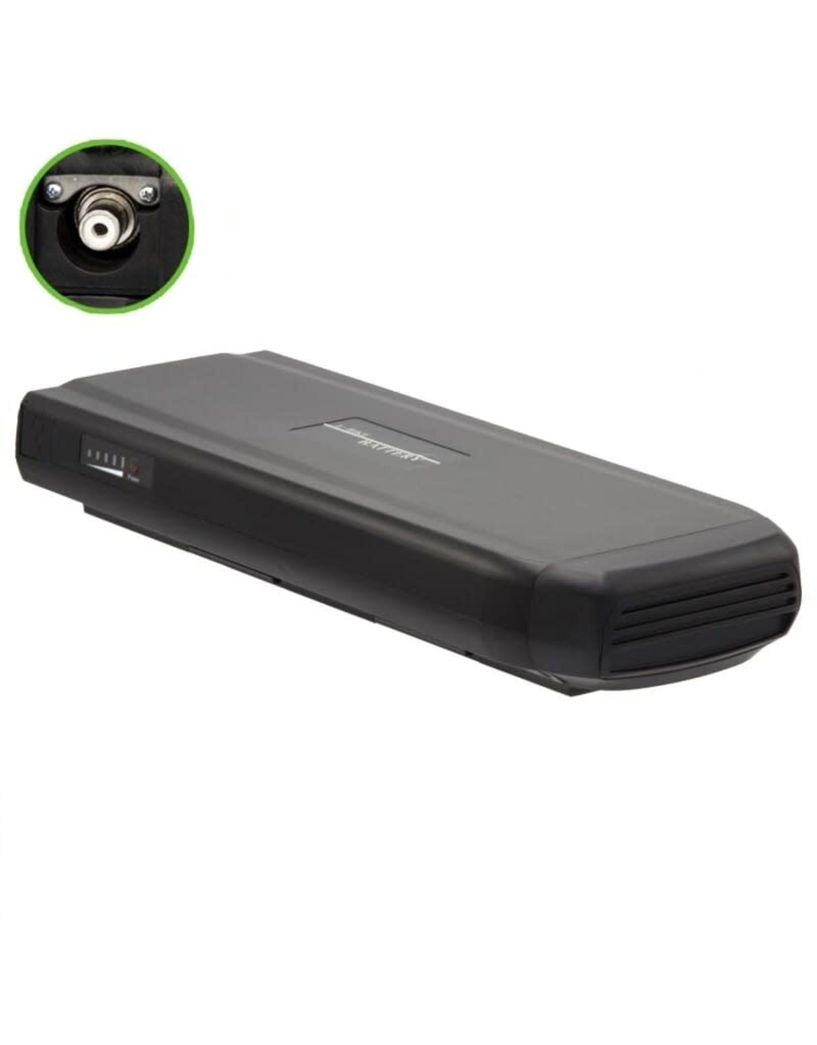 Batterie  36V 12.5Ah  450Wh Phylion XH370-13J Wall-ES Joycube 36V 12.5Ah pour vélo électrique support arrière