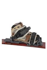 OAC SKINBASED OAC SKINBASE ski Hok Junior POH 100 cm with EA jr binding