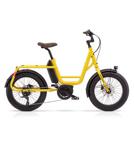 Benno Copy of Benno Remidemi ST Compact electric cargo fat bike anthracite
