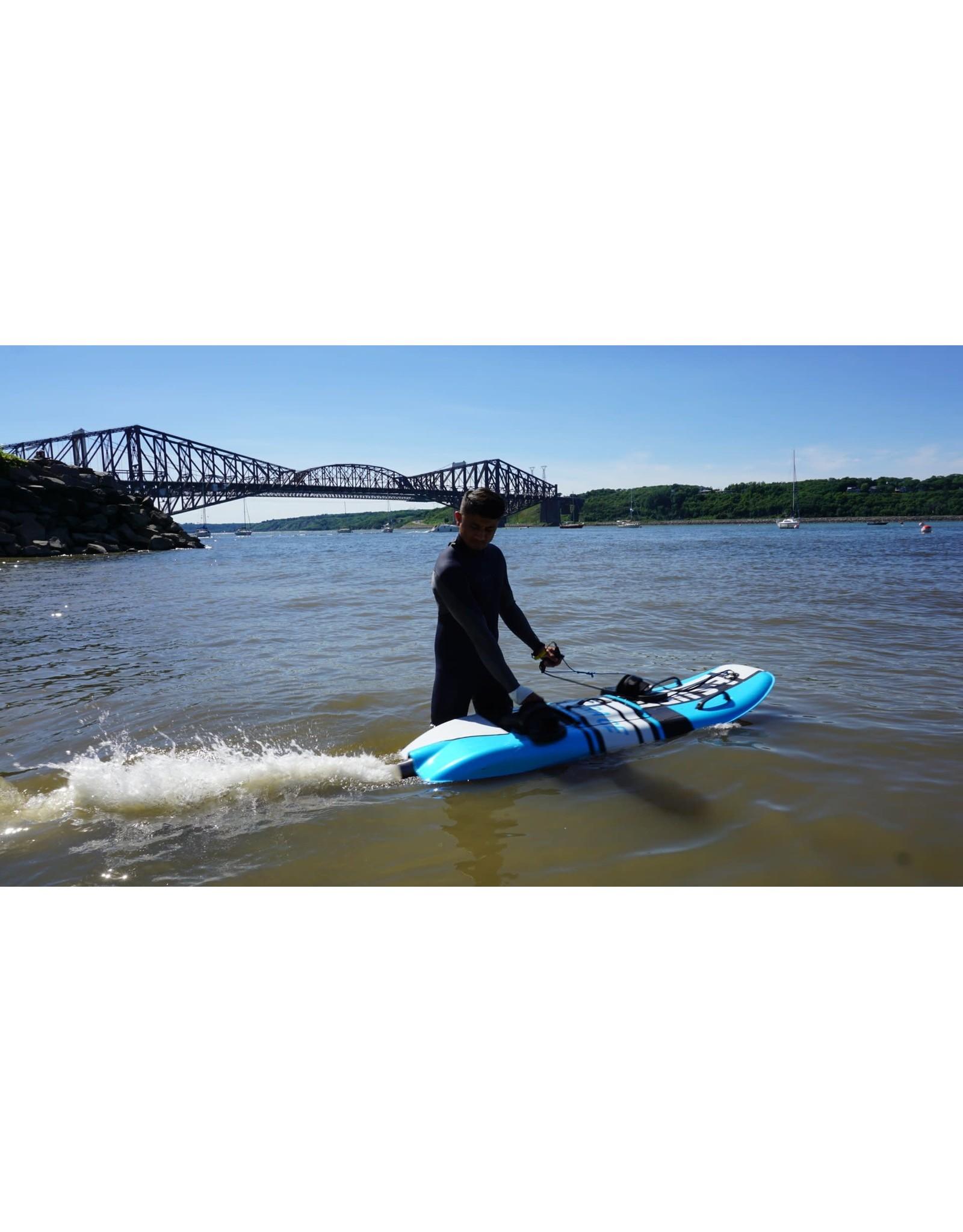 E-Surf E-surf Race electric surfboard Blue