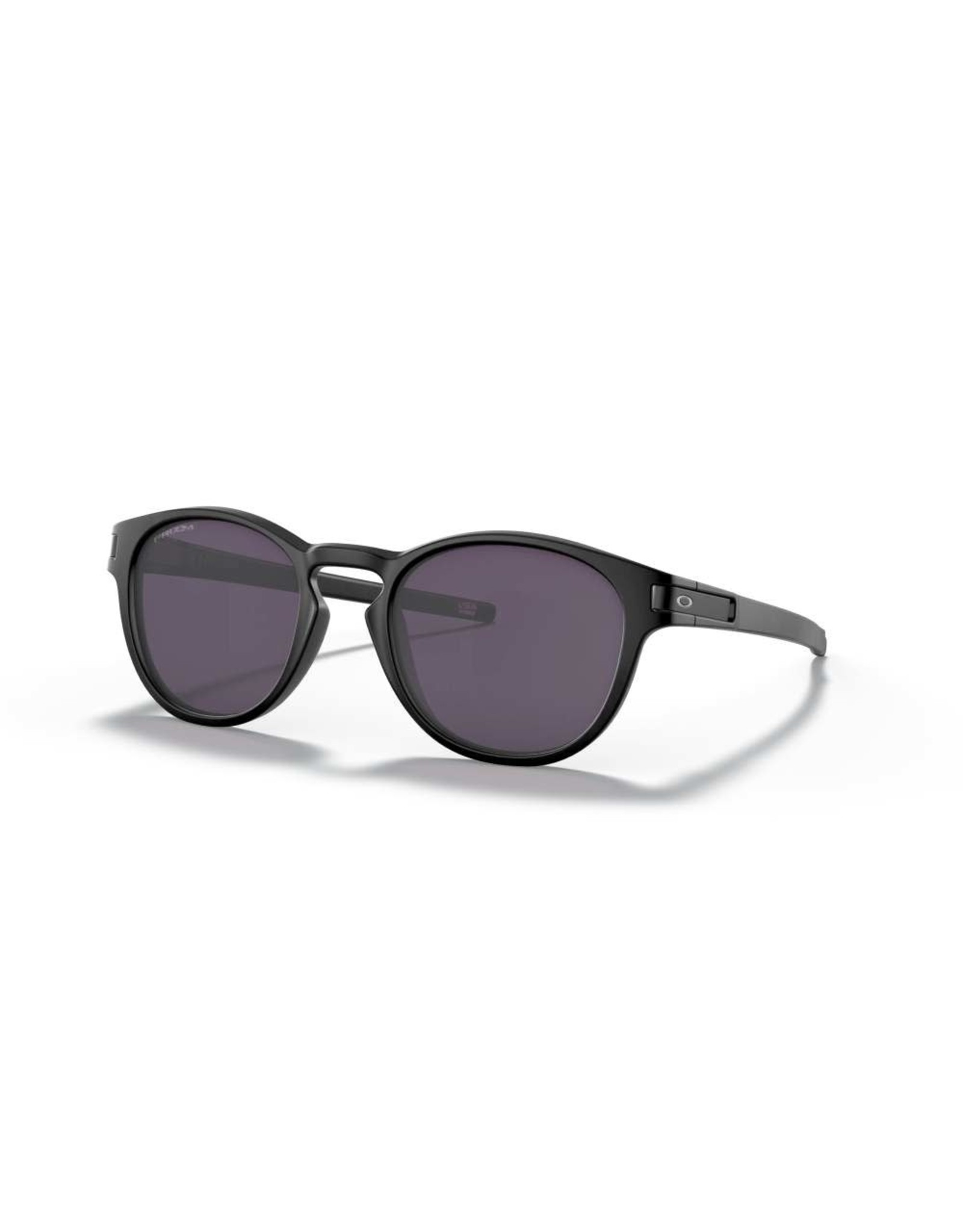 OAKLEY Oakley Latch matte blk w prizm grey sunglasses