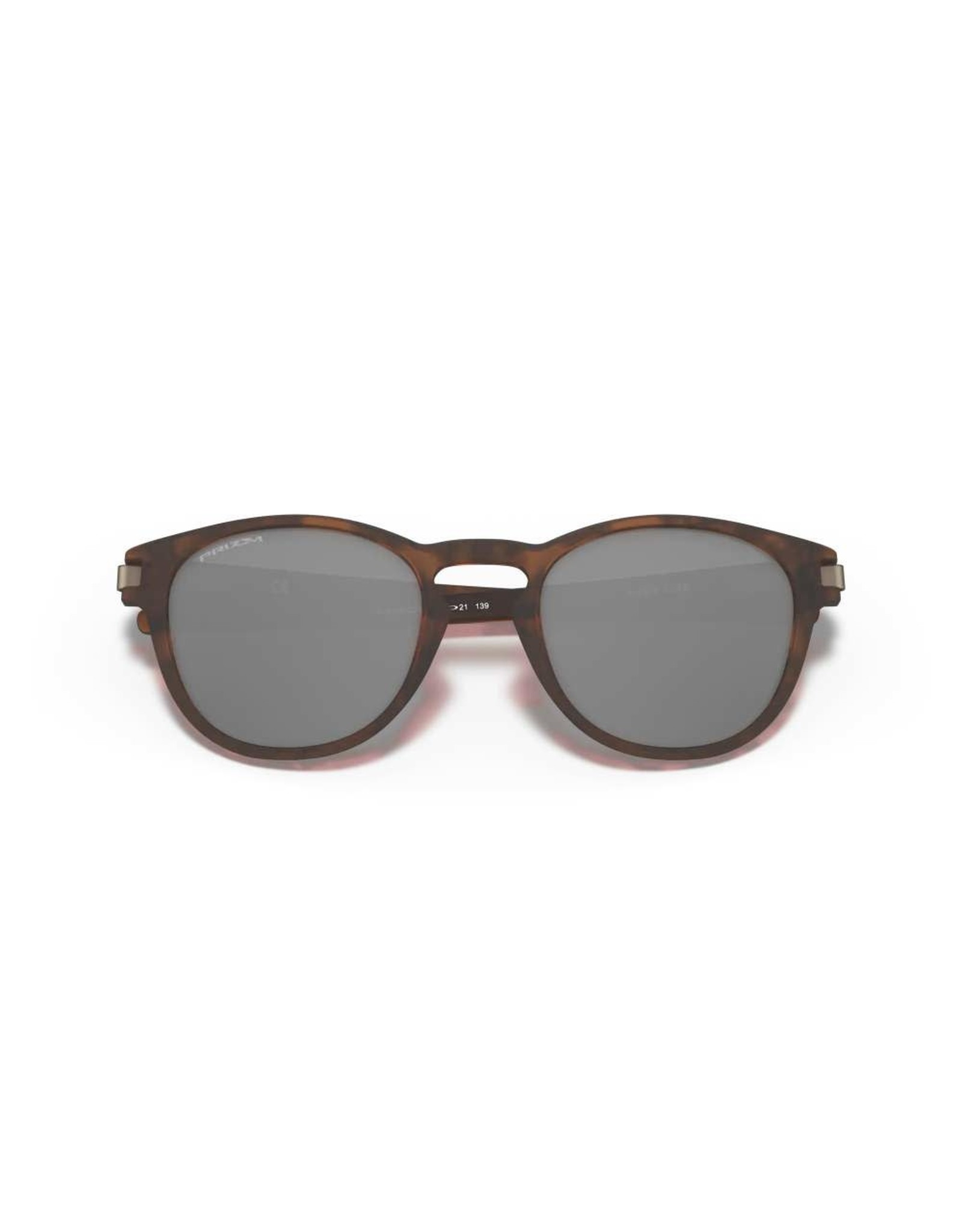 OAKLEY Oakley Latch matte brown tortoise w prizm iridium Blk Sunglasses