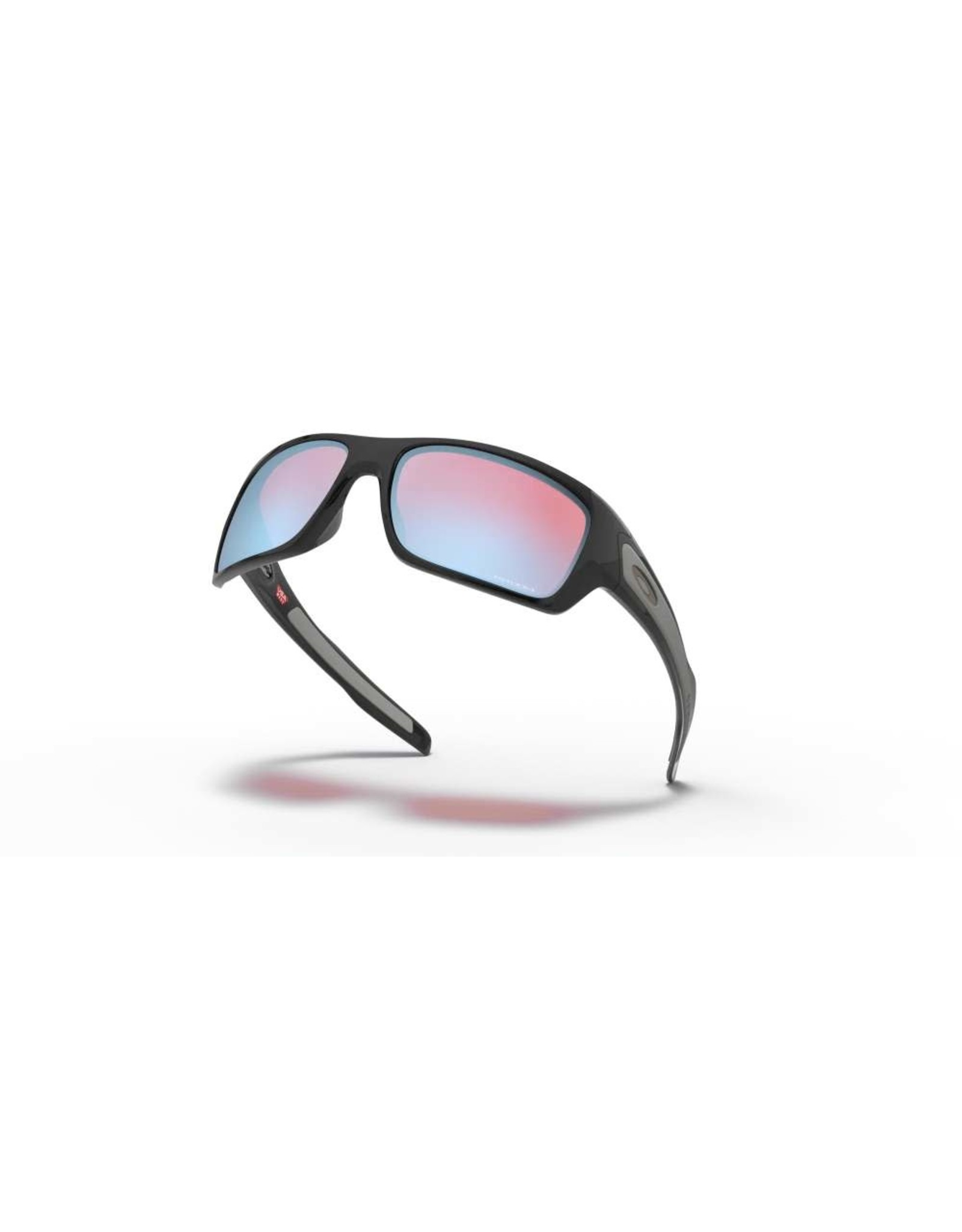 OAKLEY Oakley Turbine polished black w prizm snow sapphire iridum sunglasses