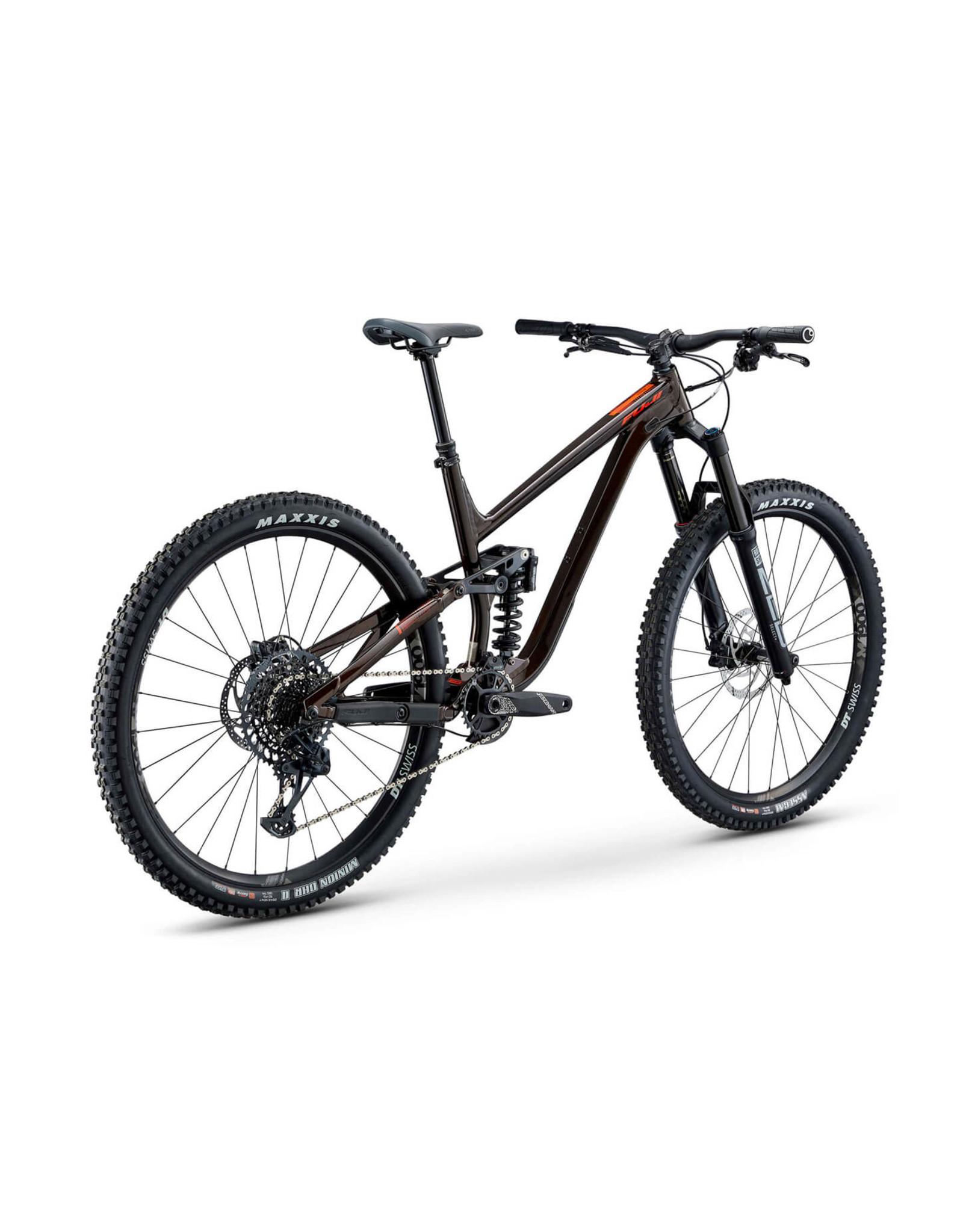 Fuji Fuji Rakan 29 LT 1.1 dark bronze-red mountain trail bike