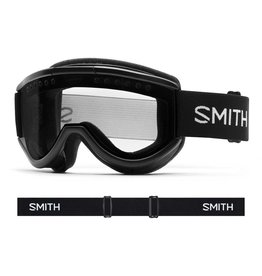 Smith Smith Cariboo OTG clear, lunette ski SR noir 22