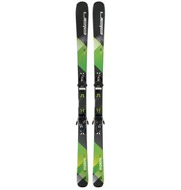 Elan Elan Explore 6 ls el 9.0 gw alpine ski SR green