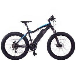 LEON CYCLE Leon Cycle NCM Aspen Plus Fat Bike électrique noir 26''