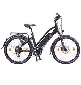 LEON CYCLE Leon Cycle NCM Milano Plus vélo hybride électrique noir