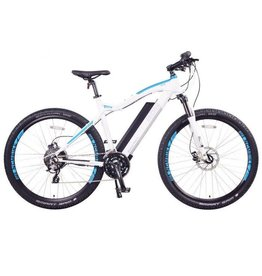 LEON CYCLE Leon Cycle NCM Moscow vélo de montagne électrique blanc