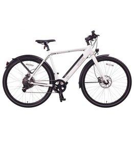 LEON CYCLE Leon Cycle NCM C7 vélo hybride électrique blanc