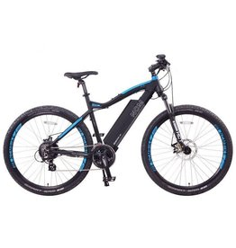 LEON CYCLE Leon Cycle NCM Moscow vélo de montagne électrique noir