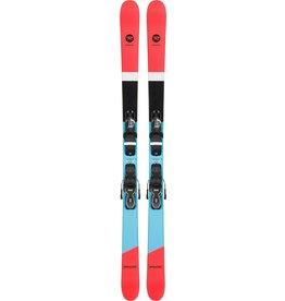 ROSSIGNOL Rossignol Sprayer skixpress 10 GW RTL ski alpin JR noir 22