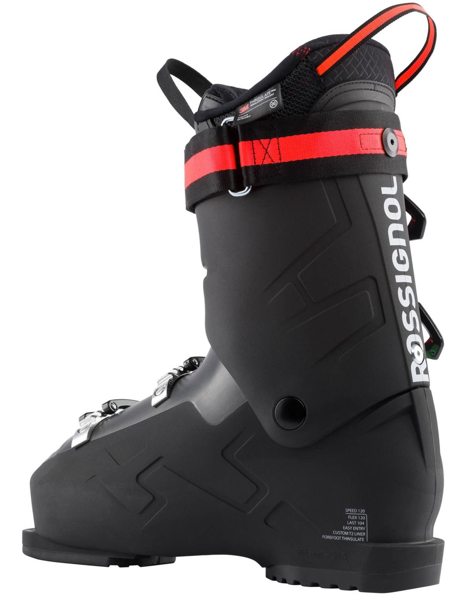 ROSSIGNOL Rossignol Speed 120 blk men alpine ski boot 22