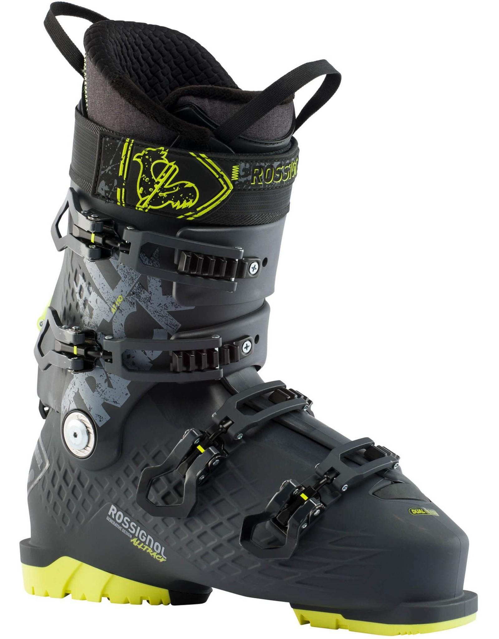 ROSSIGNOL Rossignol Alltrack 110 men alpine ski boot charcoal 22