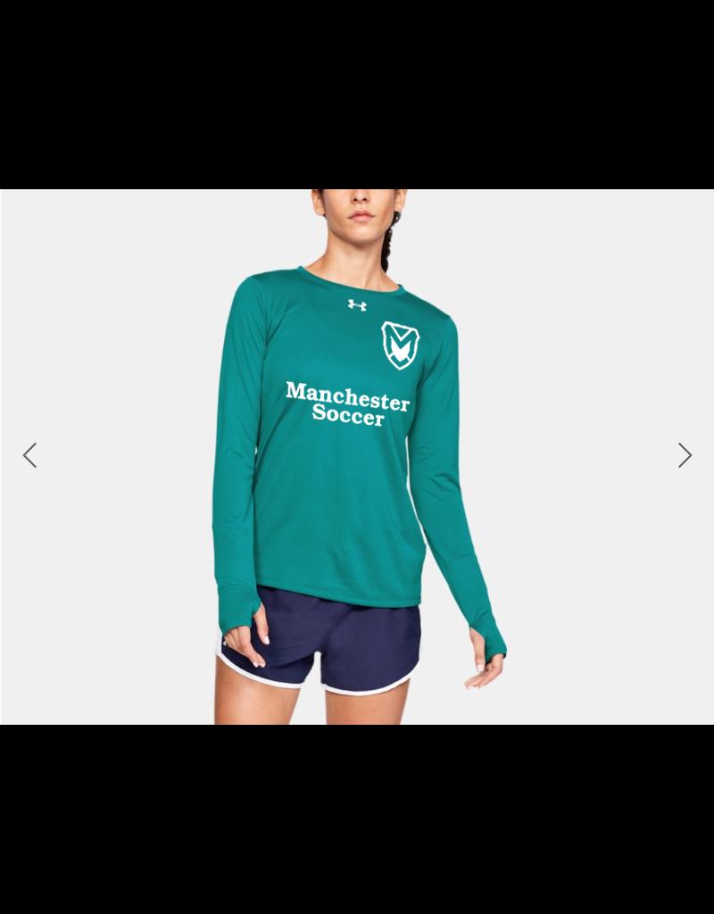 MUWS GK Long Sleeve Training Top