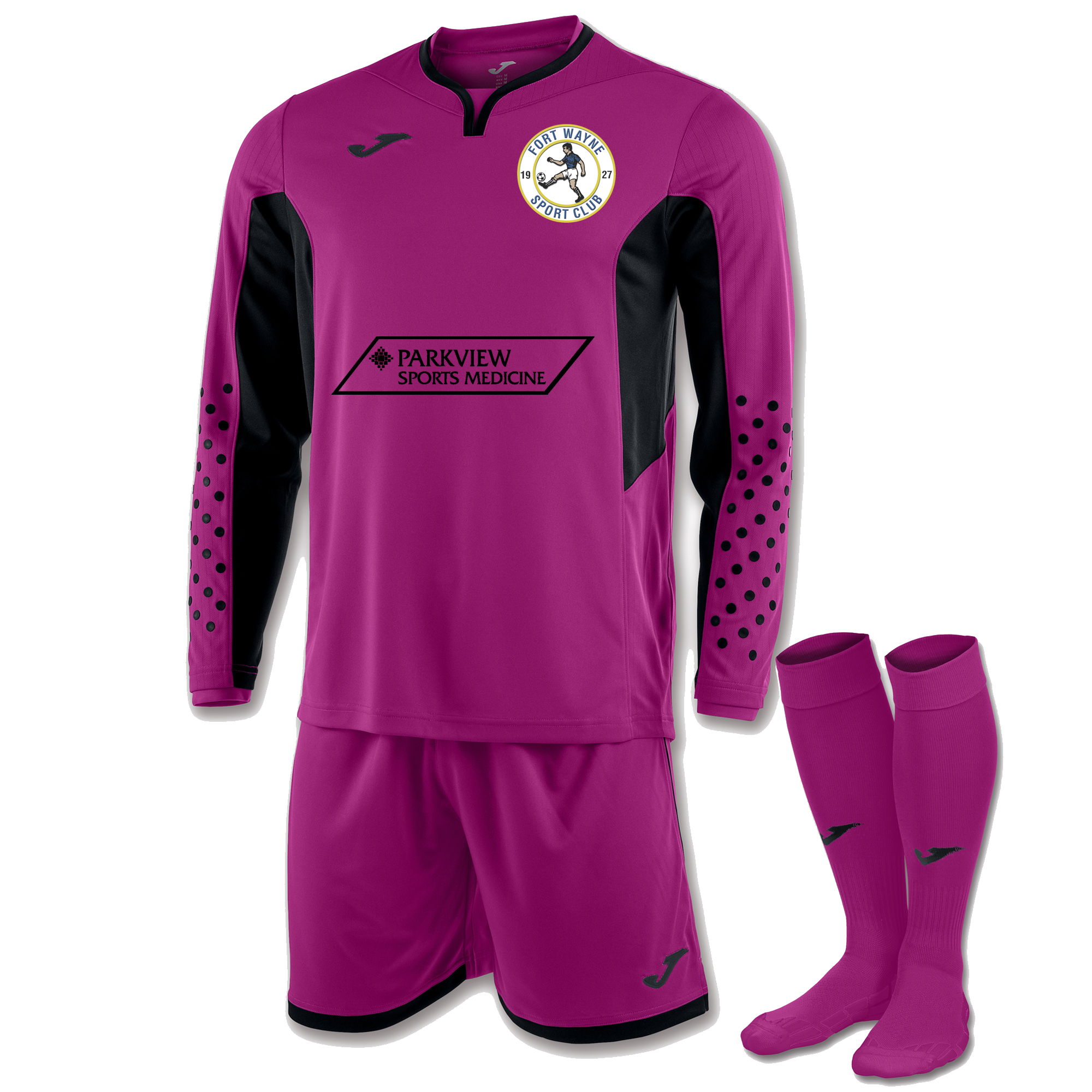 FWSC Zamora III Keeper Kit - Soccer Plus