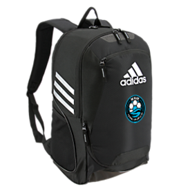 WTSC Stadium II Backpack Black/Silver