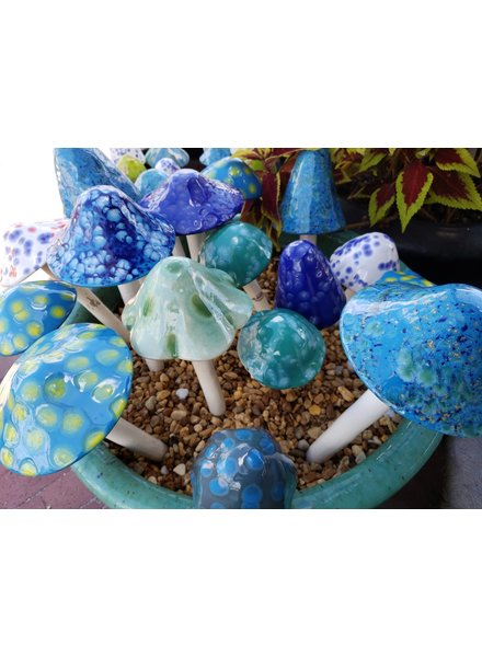 GARDEN ART & ACCESSORIES SHROOMYZ 12""