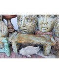 CARVED & CAST STONE BENCHES STACKED STONE LG BENCH