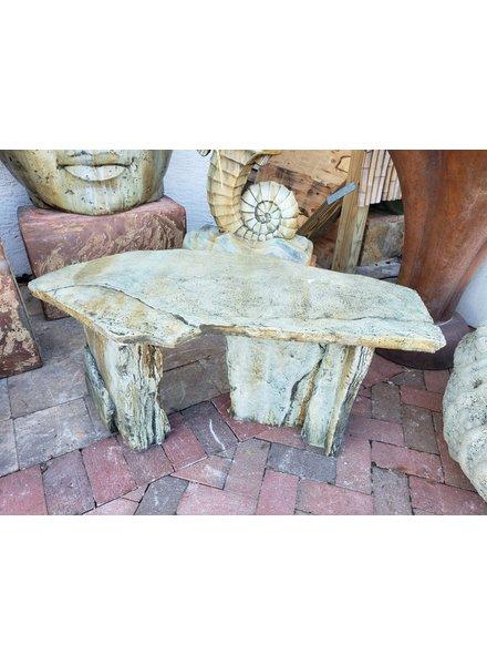 TABLES & BENCHES PENNSYLVANIA SLATE BENCH