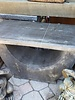 CARVED & CAST STONE BENCHES JAPANESE BENCH