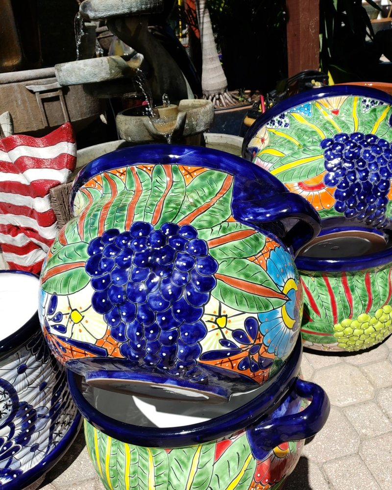 TALAVERA GRAPE PLANTER