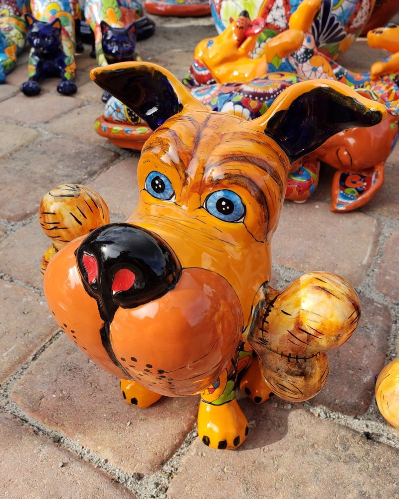 TALAVERA SCOOBY DOO DOG
