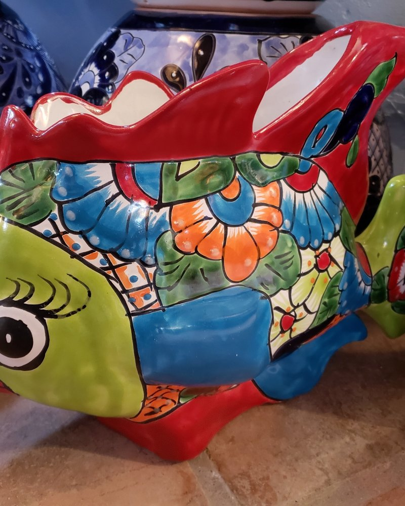 TALAVERA BIG FLAT FISH PTR