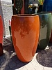 HIGH FIRED CERAMIC LB DRUM PLANTER XL