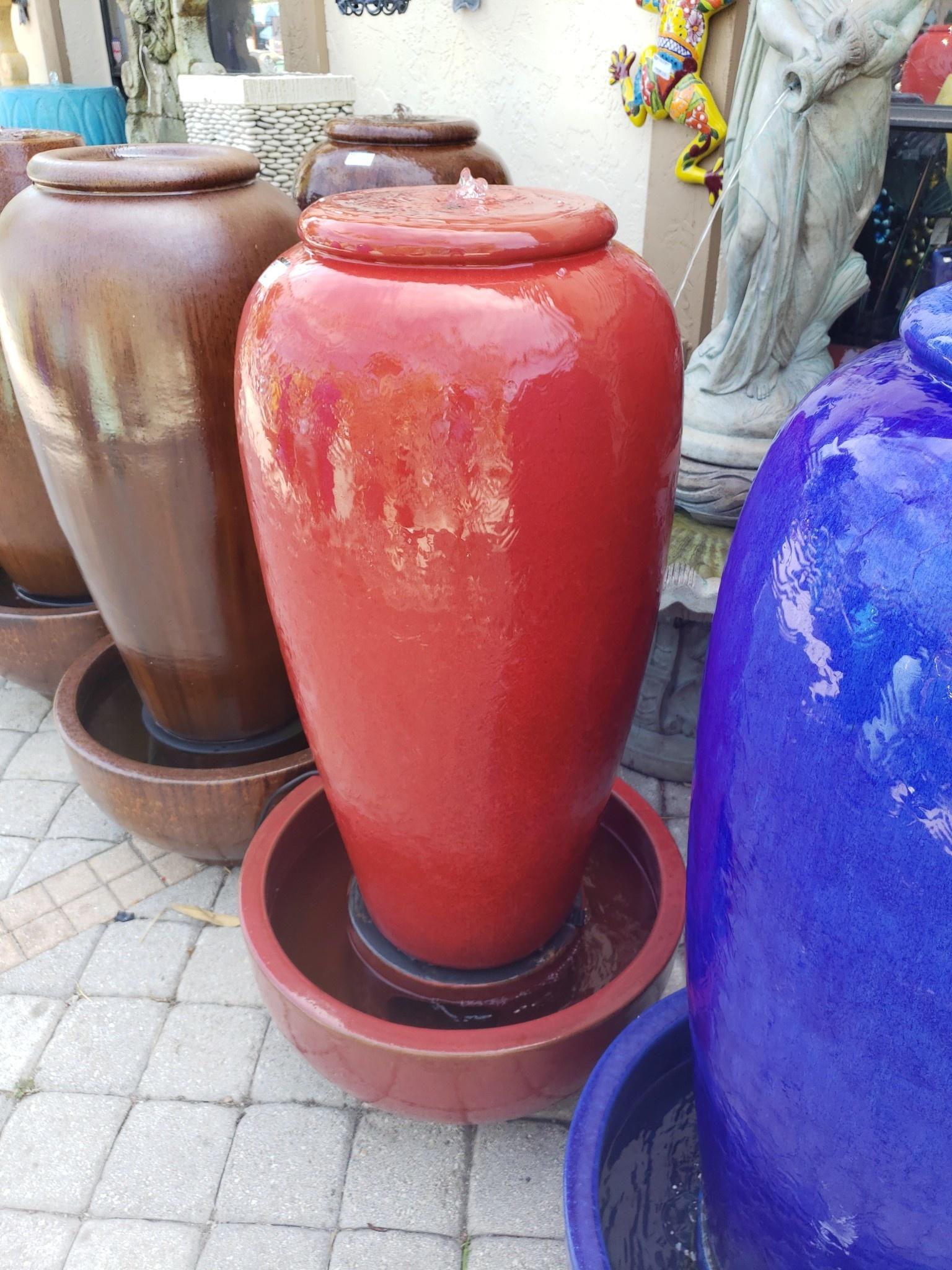 Lb Naples Ftn Sm Complete Pottery As Art