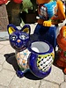TALAVERA TALAVERA CAT PLANTER