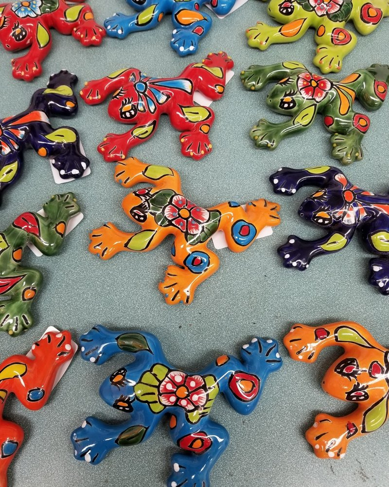TALAVERA WALL FROG MINI