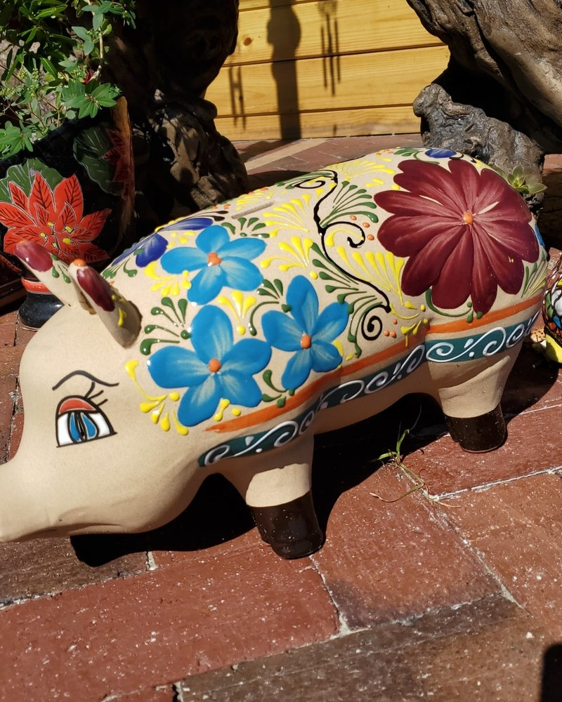 TALAVERA UNGLAZED PIG LG