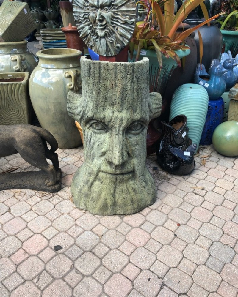 CAST STONE TREEBOR