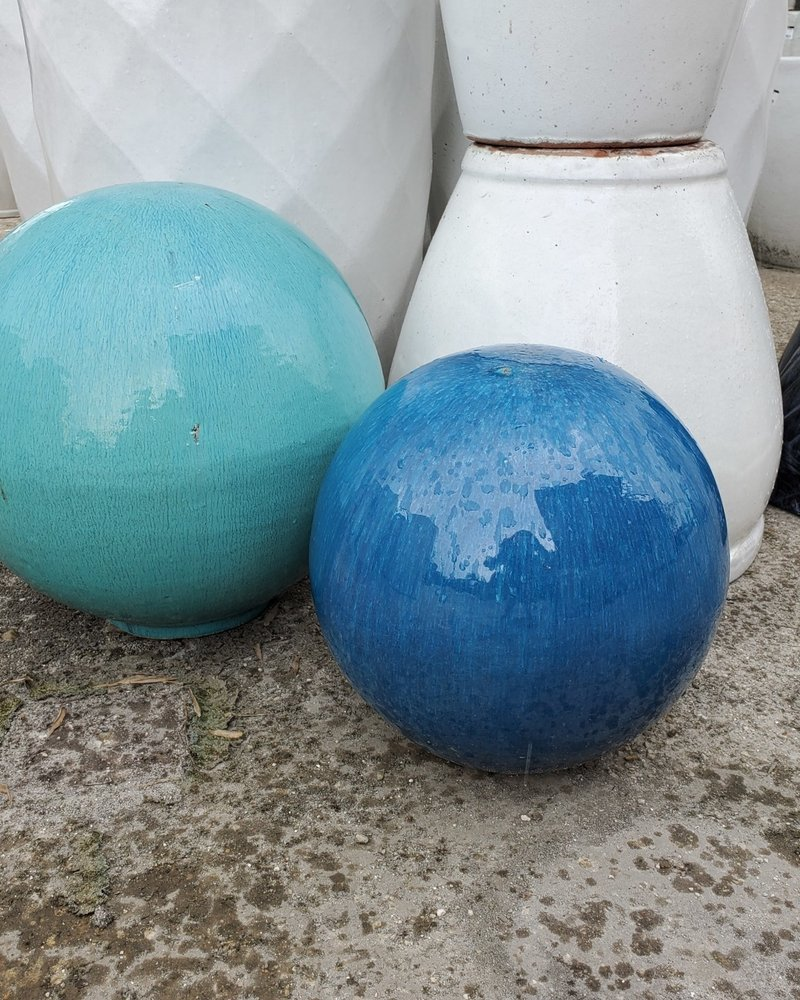 HIGH FIRED CERAMIC LB SPHERE SM