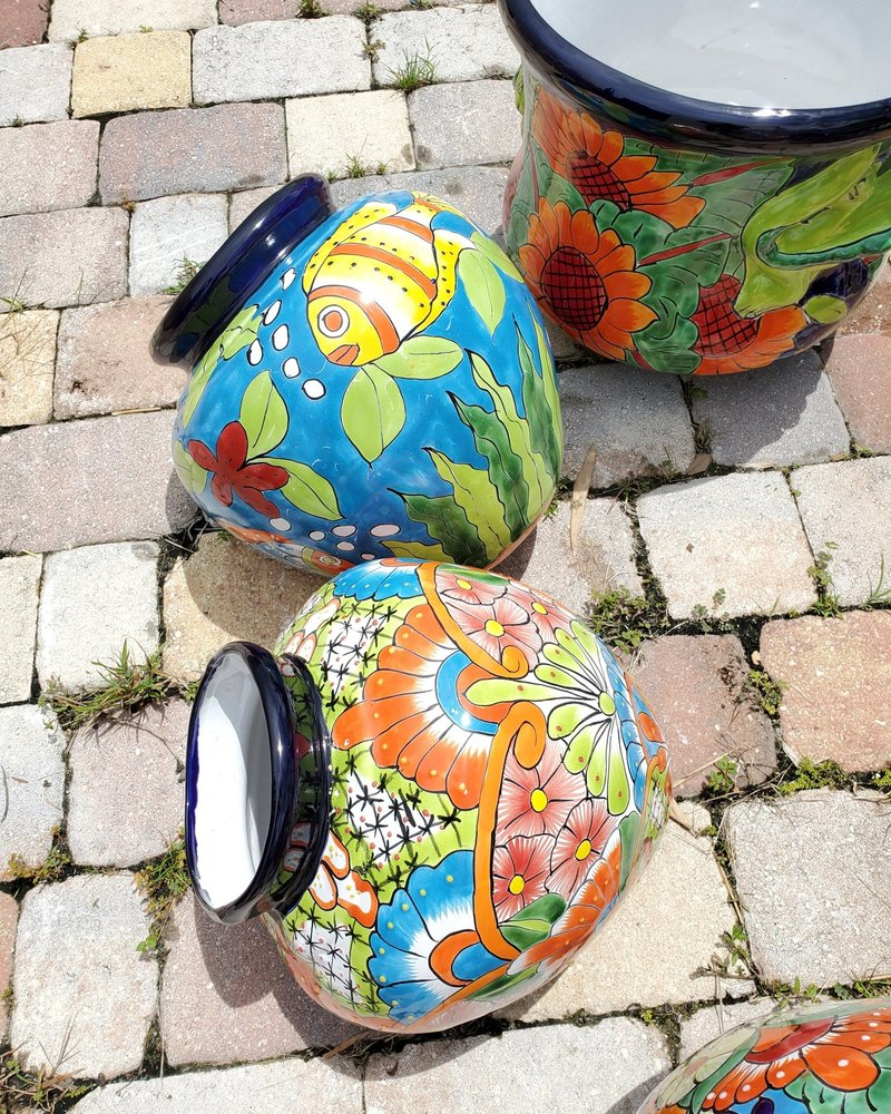 TALAVERA WELCOME PLANTER TALAVERA MD