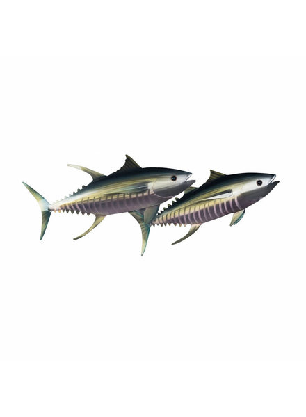 WALL ART TUNA PAIR