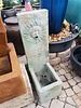 CARVED & CAST STONE FOUNTAINS DEL SOL SINGLE SPOUT FOUNTAIN