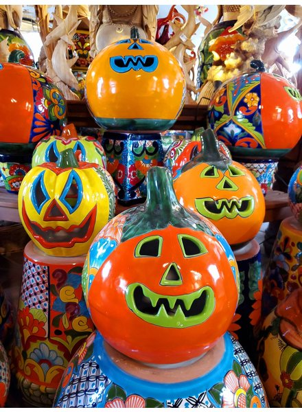 "TALAVERA PUMPKIN 12"" MD"