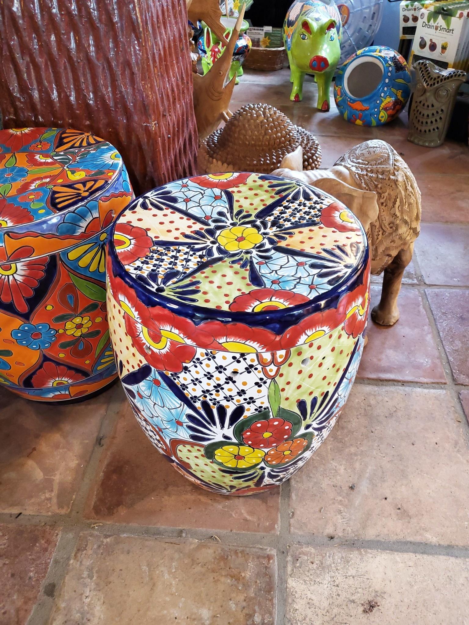 Phenomenal Talavera Stool Machost Co Dining Chair Design Ideas Machostcouk