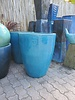 HIGH FIRED CERAMIC LB XLG CONE PLANTER XL 27.5