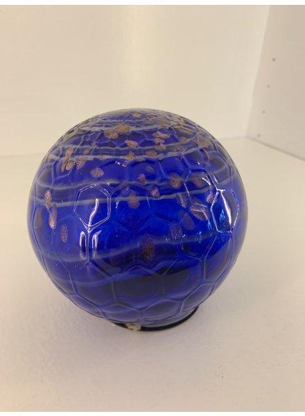 GARDEN ART & ACCESSORIES GLASS SOLAR BALL SM