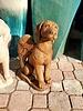 CAST STONE MY GUARDIAN DOG