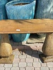 TABLES & BENCHES TRADITIONAL COLONIAL CONSOLE TABLE