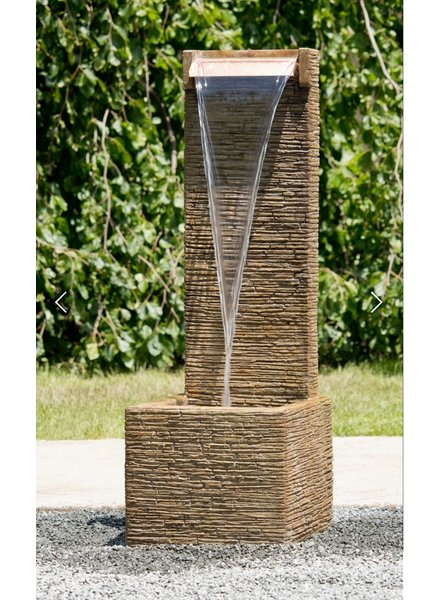 FOUNTAINS TERRAIN WALL FOUNTAIN