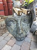CAST STONE HANGING PORTRAIT OF MOTHER NATURE LG