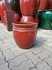 HIGH FIRED CERAMIC LB COIN PLANTER MD 15