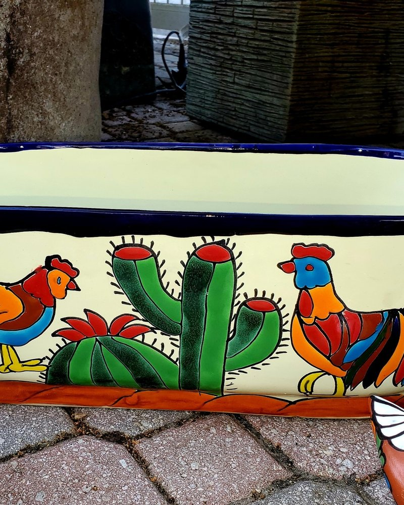 TALAVERA ROUNDED WINDOW BOX XL